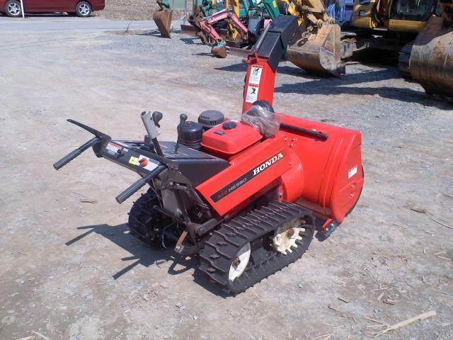 ホンダ 除雪機 HS980 - Field Machinery